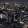 Foto Stock: City night