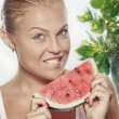 Watermelon — Stock Photo #3524004