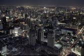 Stad nacht — Stockfoto