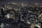 Stadt nacht — Stockfoto