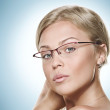 In glasses — Stock Photo #3757417