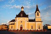 Iglesia de piedra — Foto de Stock