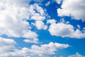 Sky and clouds_17 — Stock Photo