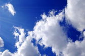 Sky and clouds_18 — Stock Photo