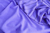 The texture of sirevoy and striped fabric — Stock Photo