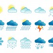Weather — Stock Vector #2801159
