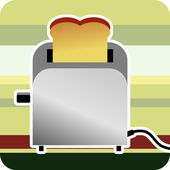 Toaster — Stock Vector