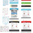 Webdesigners toolkit — Stock Vector #3052103