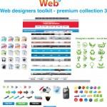 Web designers toolkit - premium collection 3 — Stock Vector