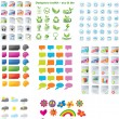 Stock Vector: Web designers toolkit - premium collection 4