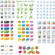 Web designers toolkit - premium collection 4 — Stock Vector