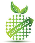 Eco friendly — Vecteur