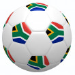 Football South Africa — Stock Photo