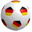 Stock Photo: Football German