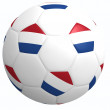 Football Netherland - Stock Photo