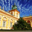 Stock Photo: Wilanow palace
