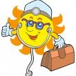 Sun doctor — Stock Photo