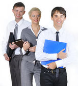 Group young adult — Stock Photo