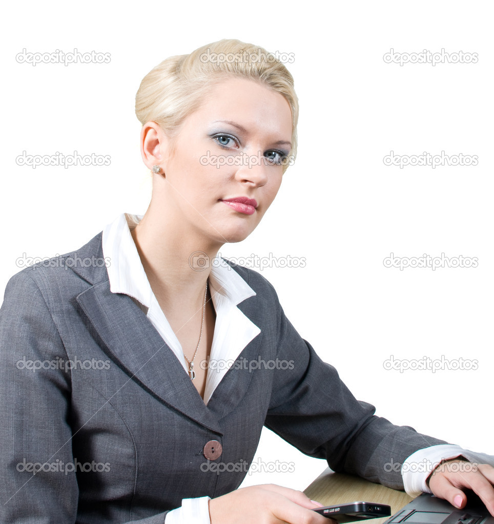Young woman  Stock Photo #3837679