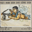 Vietnam Post stamp — Stock Photo #2752794