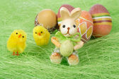 Easter bunny — Stockfoto