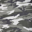 Fragment of the canvas from military trousers - Stock Photo