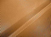 Yellow abstract zigzag design texture closeup. — Stock Photo