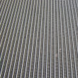 Metallic grid, closeup metal construction - Lizenzfreies Foto