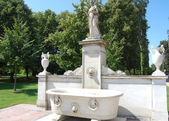 Bath statue at Schloss Sans Souci. — Stock Photo