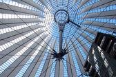 Kopuła sony center, berlin — Zdjęcie stockowe