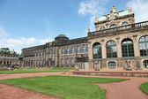 Zwinger Museum in Dresden, Germany — Stock Photo
