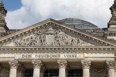 Berlin Reichstag — Stock Photo