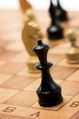 Chess-man — Stock Photo
