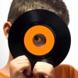 Vinyl record — Stock Photo #3446922