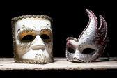Carnival masks — Stock Photo