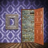 Interior door — Stock Photo
