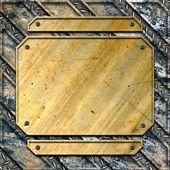 Metal construction — Stock Photo