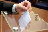 选举 — 图库照片