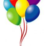 baloons — Stok Vektör