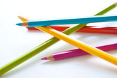 Colorful pencils — 图库照片