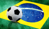 Brazil Soccer — Stock Photo