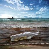 Help the environment! — Foto de Stock