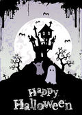 Halloween Night — Стоковое фото
