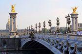 Pont Alexandre 3 - Paris — Stock Photo