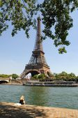 Tour Eiffel — Stock Photo