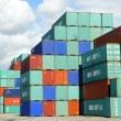 Containers au port — Stock Photo #3466801