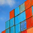 Containers au port — Stock Photo #3466825