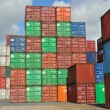 Containers au port — Stock Photo #3466861