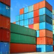 Containers au port — Stock Photo #3466886