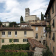 Barga - a small town in Tuscany — Stock Photo